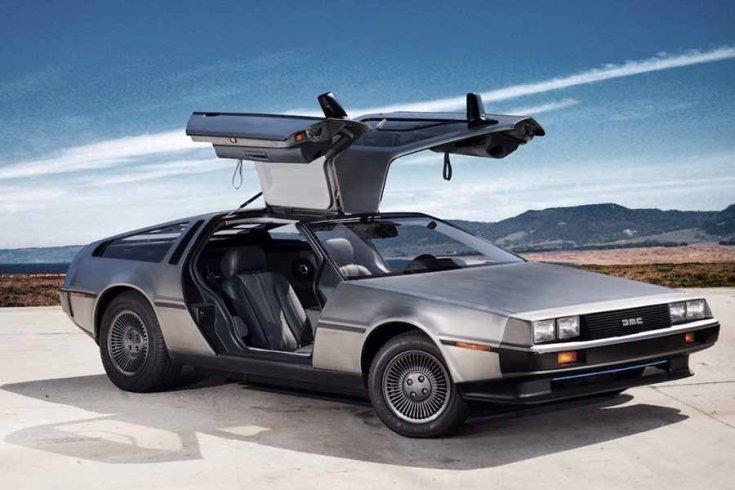 DeLorean DMC