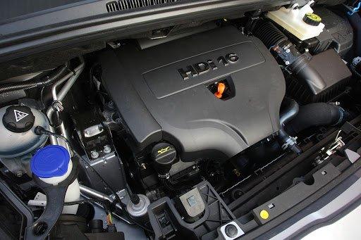 Peugeot HDI dízelmotor