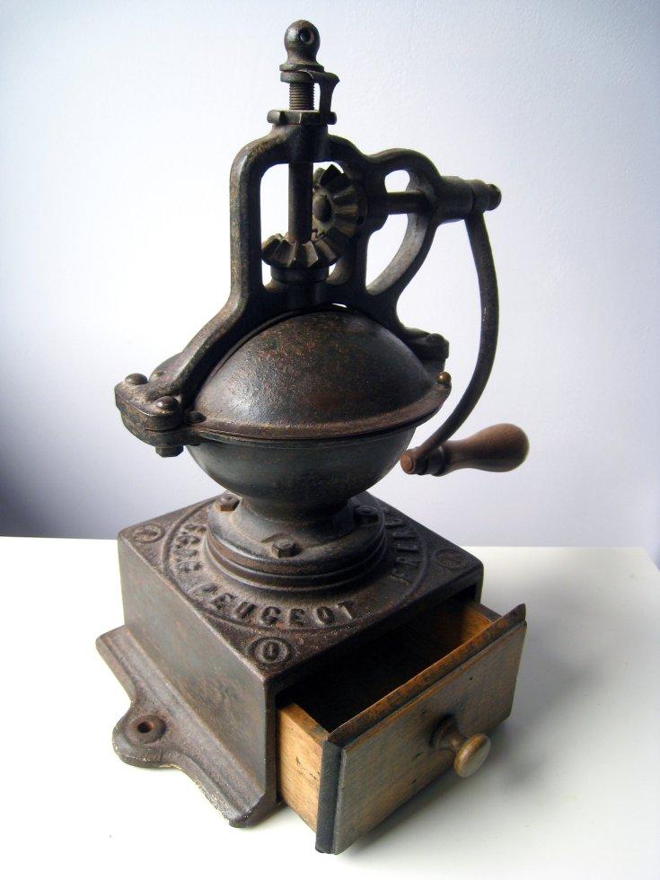 Peugeot kávédaráló