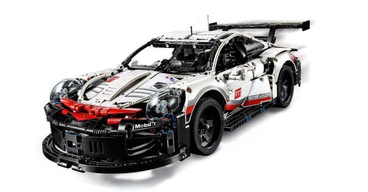 Technic LEGO Porsche 911 RSR