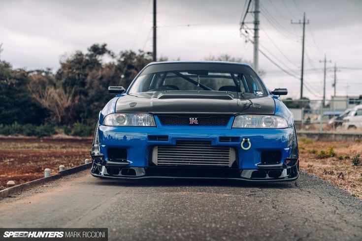 Nissan GT-R R33 LM Limited