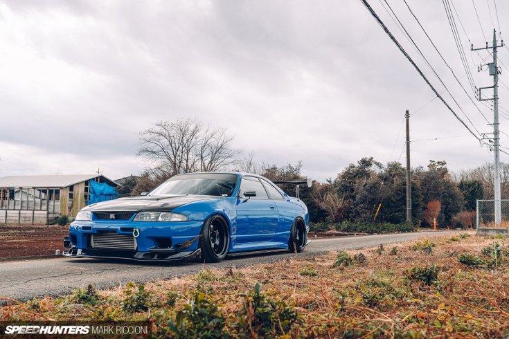 R33 GT-R LM Limited Japánban