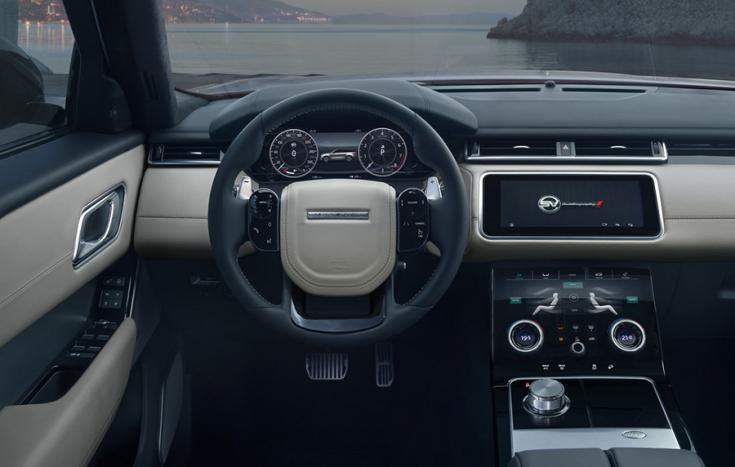 Range Rover Velar SV Autobiography Dynamic Edition belseje