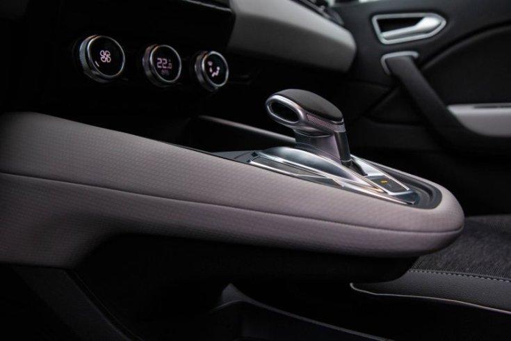 Renault Captur E-TECH Plug-in Hybrid teszt alapjárat