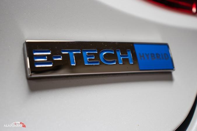 renault clio etech hybrid teszt alapjárat