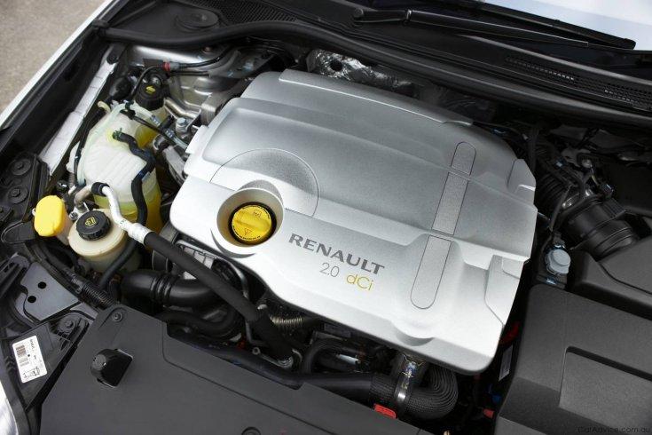 Renault dCi dízelmotor