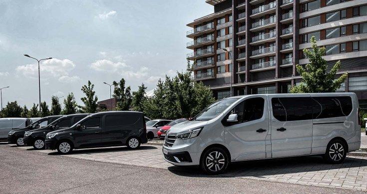 Renault kishaszon modellek