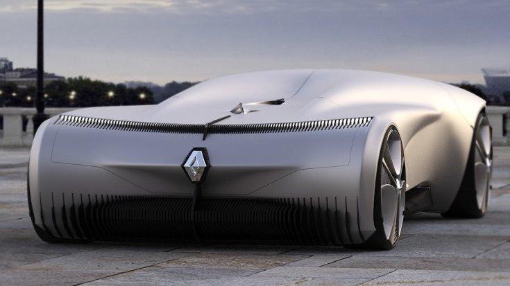 Renault XY-2 Concept oldalról