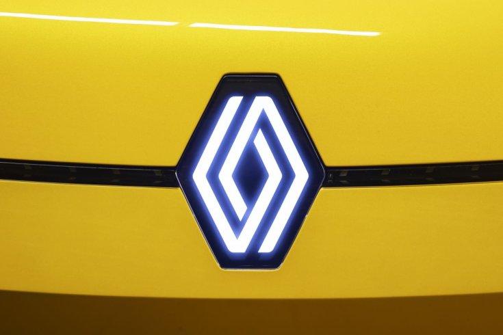 A Renault új logója