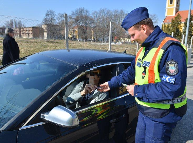 Közúti gépjármű-ellenőrzés