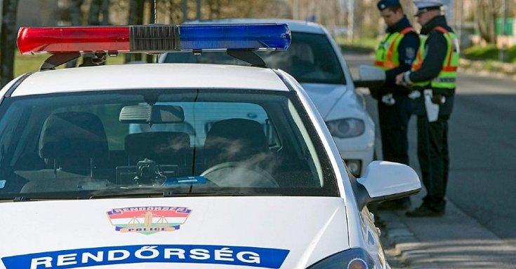Rendőri igazoltatás