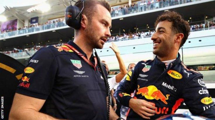 Ricciardo még a Red Bull színeiben