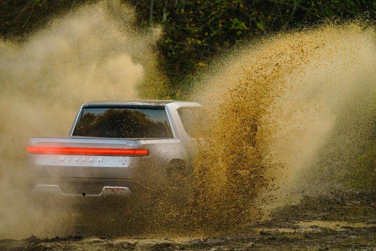 Rivian SUV