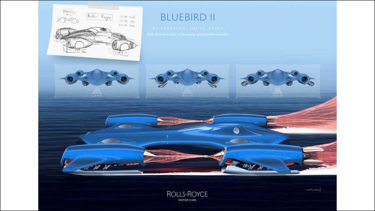 Rolls-Royce Bluebird II