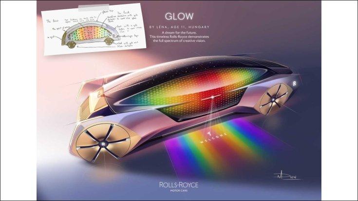 Rolls-Royce Glow
