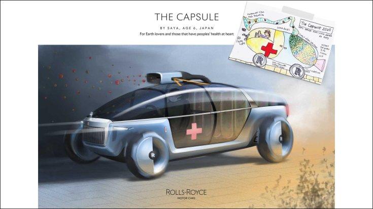 Rolls-Royce Capsule
