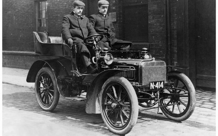 első Rolls-Royce