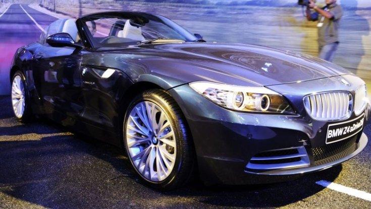 BMW Z4 Scarlett Johansson első autója