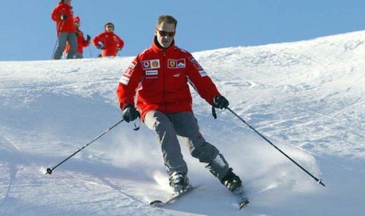 Michael Schumacher súlyos fejsérüléseket szenvedett egy 2013-as síbalesetben