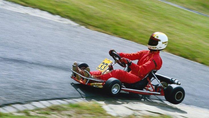 Schumacher gokartozik