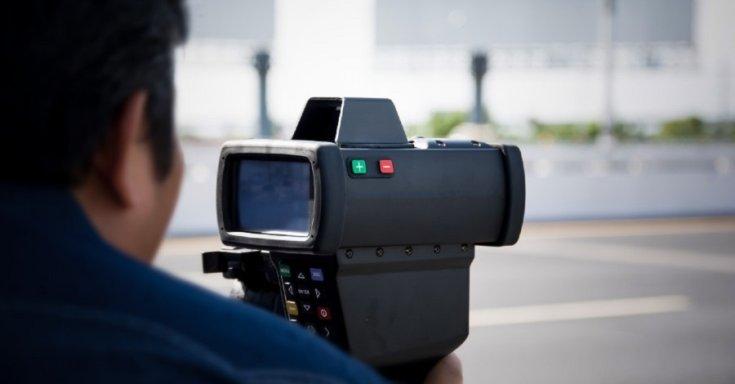 Sebességmérő kamera