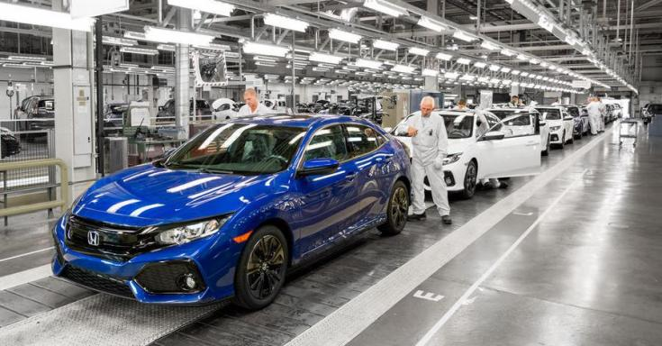 autógyártás