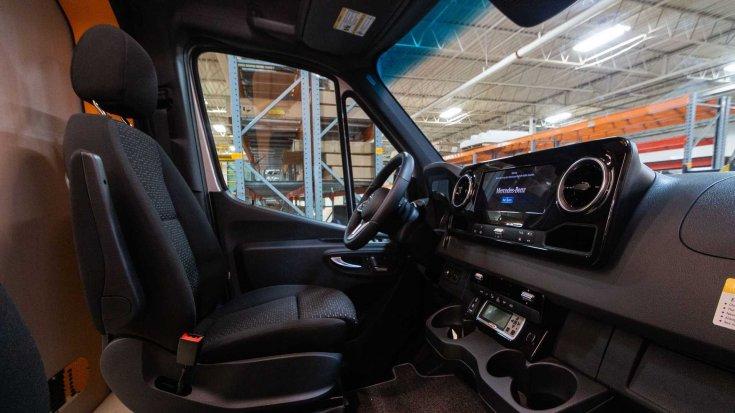 Mercedes Sprinter lakóautó