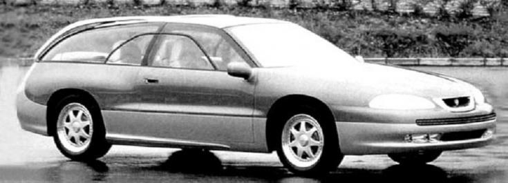 Subaru Amadeus, vagy más néven Subaru SVX Shooting Brake