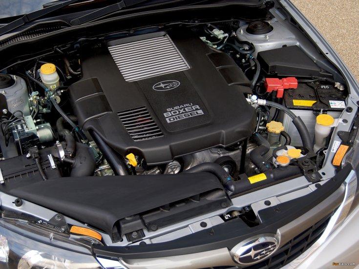 Subaru-dízel