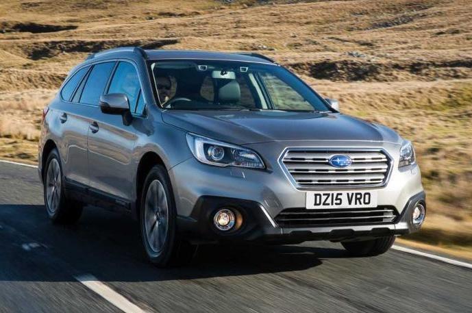 A Subaru a 6. legmegbízhatóbb autómárka a WhatCar? szerint