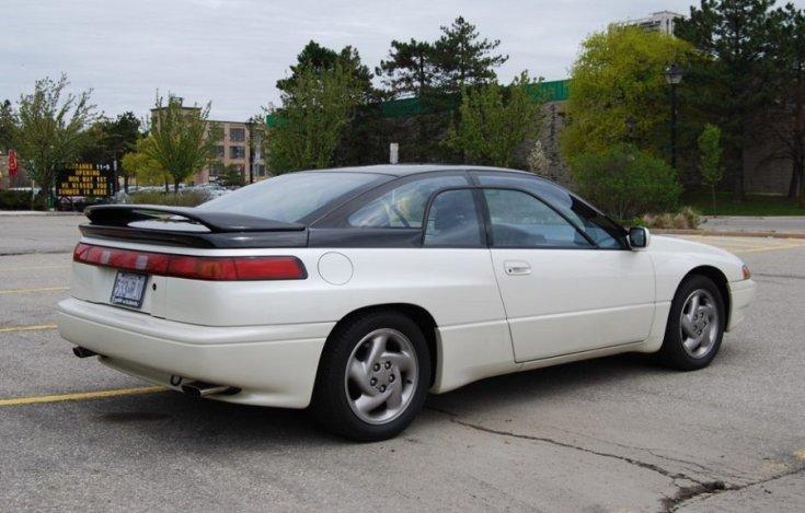Subaru SVX hátulról