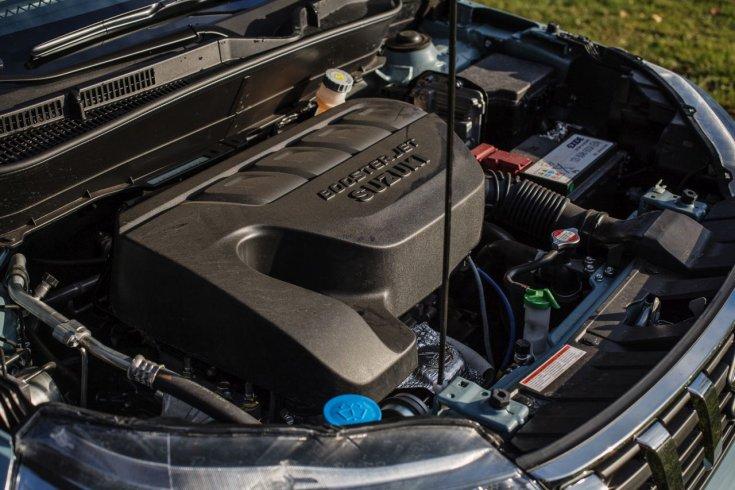 Suzuki Vitara 2018 Teszt - Alapjárat