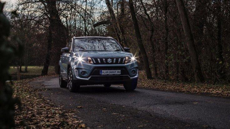 2019-es Suzuki Vitara elölről