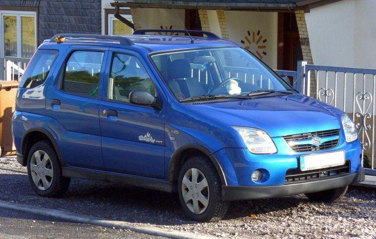 Suzuki Ignis használtautó