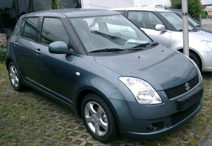 Suzuki Swift 2005 használtautó