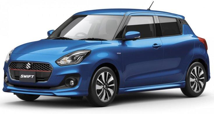 Suzuki Swift Hibrid