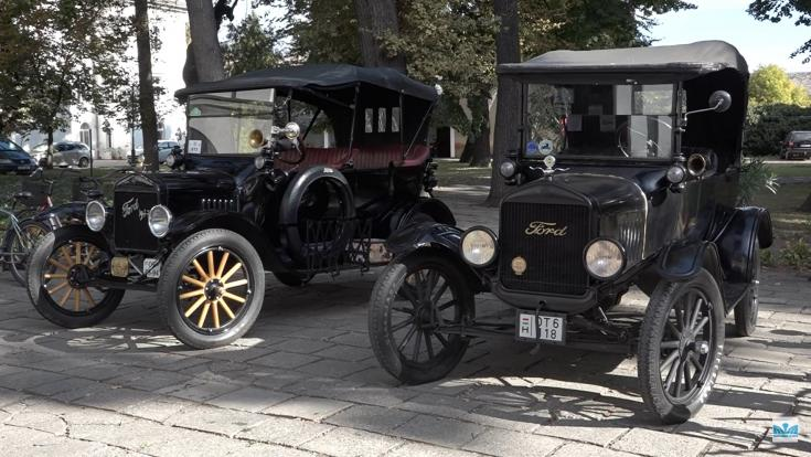 Ford T-modellek