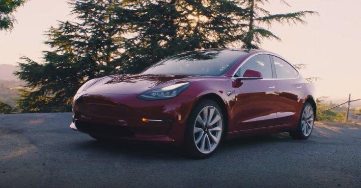 Tesla Model 3 vásárlás