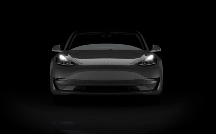 Tesla Model 3 rendelés