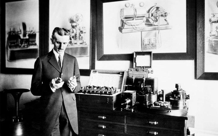 Nikola Tesla és a rádió