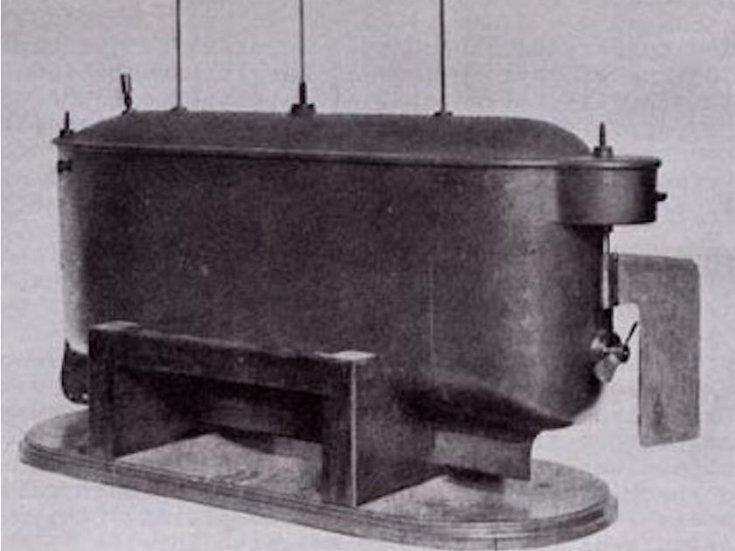 Nikola Tesla távirányítású robotja
