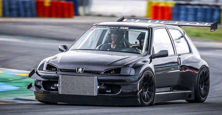 Peugeot 106 EVO