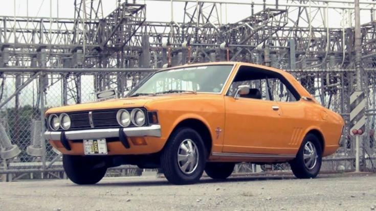 Dodge Colt Tom Cruise első autója