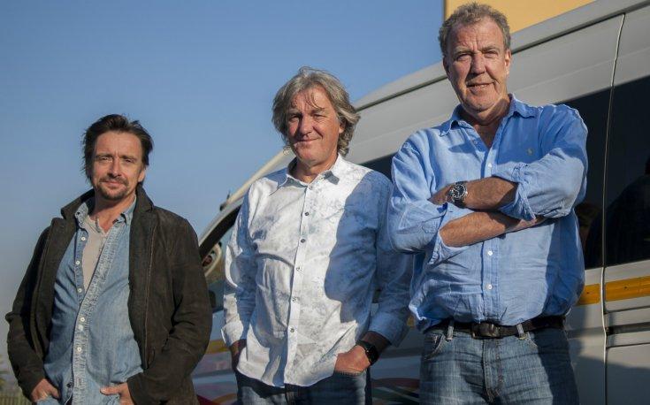 Top Gear műsorvezetők 2015-ig