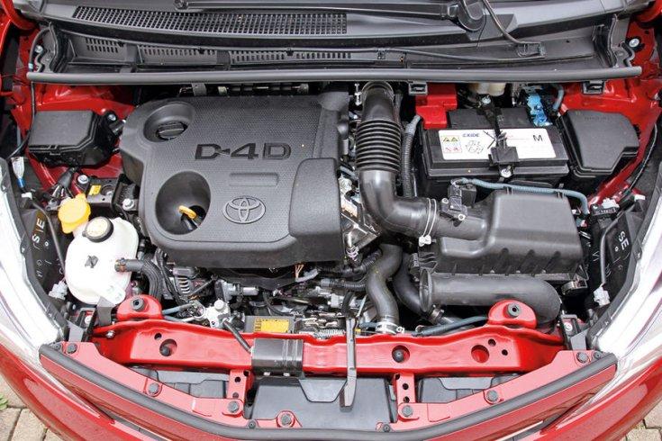 Toyota D-4D dízelmotor