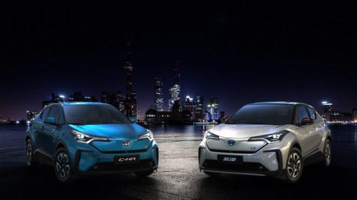 A Toyota és a BYD közös elektromos autói