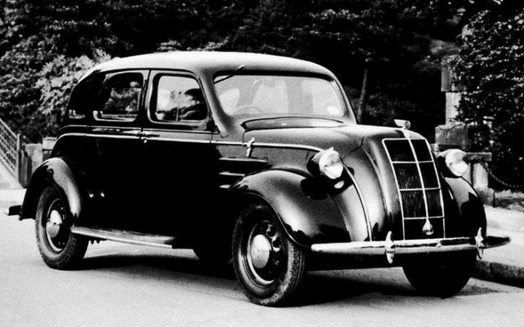 első Toyota