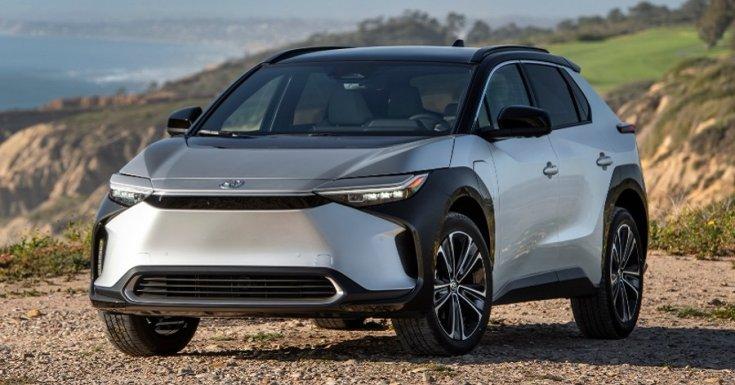Toyota bz4X konceptautó