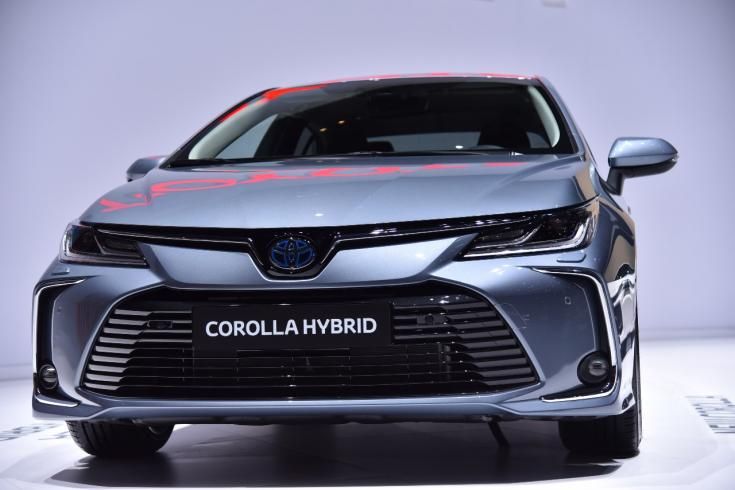 Toyota Corolla hibrid