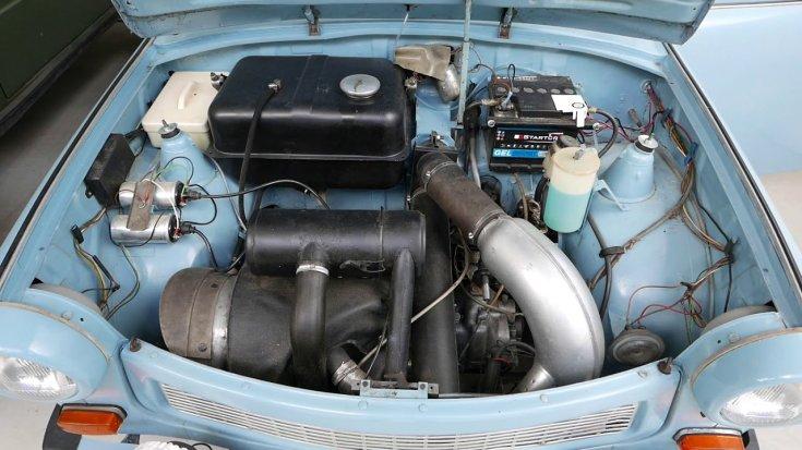 Trabant 601 motor